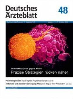 Deutsches Ärzteblatt 48/2009