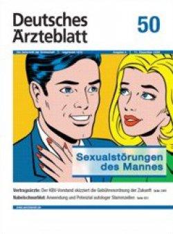 Deutsches Ärzteblatt 50/2009