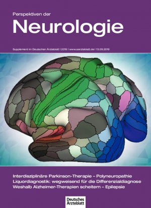 Deutsches Ärzteblatt 37/2019 SUPPLEMENT: Perspektiven der Neurologie