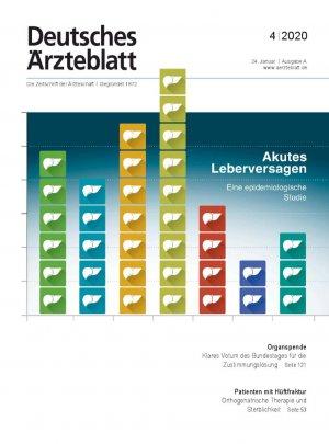 Deutsches Ärzteblatt 4/2020