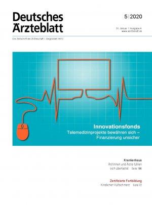 Deutsches Ärzteblatt 5/2020