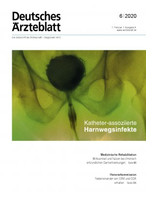 Deutsches Ärzteblatt 6/2020