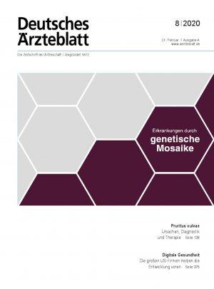 Deutsches Ärzteblatt 8/2020