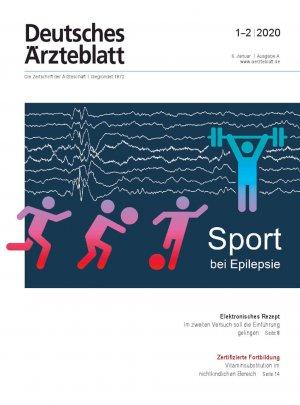 Deutsches Ärzteblatt 1-2/2020