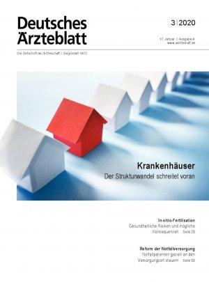 Deutsches Ärzteblatt 3/2020