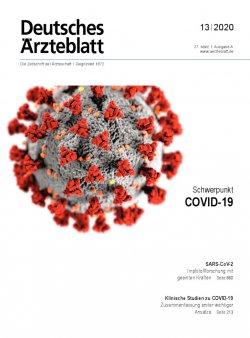 Deutsches Ärzteblatt 13/2020