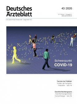 Deutsches Ärzteblatt 43/2020