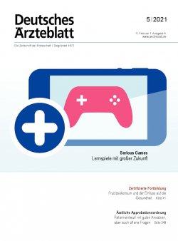 Deutsches Ärzteblatt 5/2021
