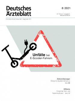 Deutsches Ärzteblatt 8/2021