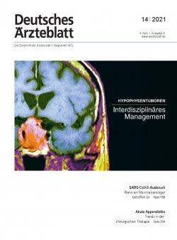 Deutsches Ärzteblatt 14/2021