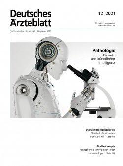 Deutsches Ärzteblatt 12/2021