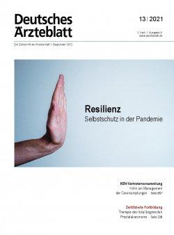 Deutsches Ärzteblatt 13/2021