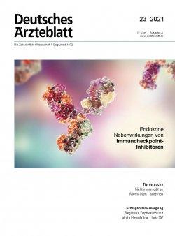 Deutsches Ärzteblatt 23/2021