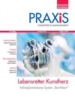 Deutsches Ärzteblatt 46/2013 SUPPLEMENT: PRAXiS