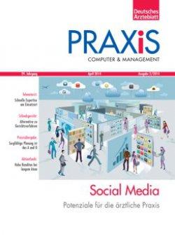 Deutsches Ärzteblatt 17/2014 SUPPLEMENT: PRAXiS