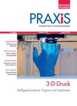 Deutsches Ärzteblatt 38/2014 SUPPLEMENT: PRAXiS