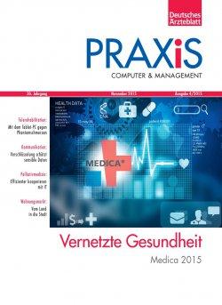 Deutsches Ärzteblatt 45/2015 SUPPLEMENT: PRAXiS