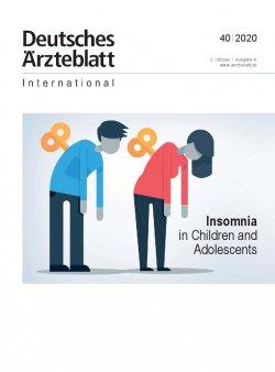 Dtsch Arztebl Int 2020; 117(40)