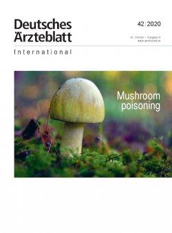Dtsch Arztebl Int 2020; 117(42)
