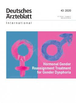 Dtsch Arztebl Int 2020; 117(43)