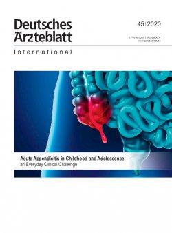 Dtsch Arztebl Int 2020; 117(45)