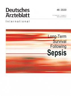Dtsch Arztebl Int 2020; 117(46)