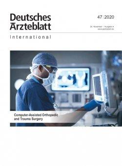 Dtsch Arztebl Int 2020; 117(47)