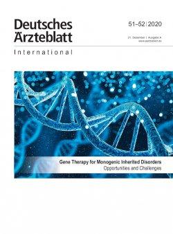 Dtsch Arztebl Int 2020; 117(51-52)