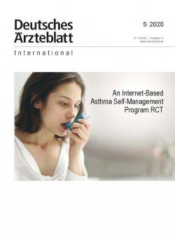 Dtsch Arztebl Int 2020; 117(5)