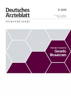Dtsch Arztebl Int 2020; 117(8)