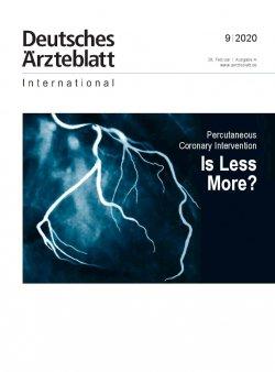 Dtsch Arztebl Int 2020; 117(9)