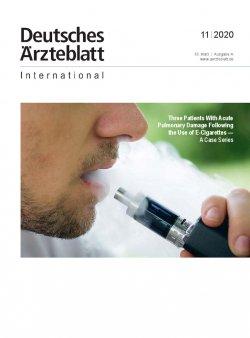 Dtsch Arztebl Int 2020; 117(11)
