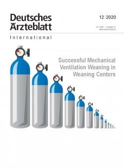 Dtsch Arztebl Int 2020; 117(12)