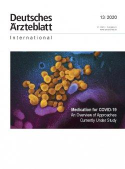Dtsch Arztebl Int 2020; 117(13)