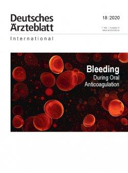 Dtsch Arztebl Int 2020; 117(18)