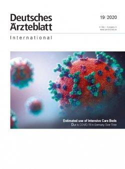 Dtsch Arztebl Int 2020; 117(19)