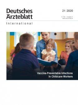Dtsch Arztebl Int 2020; 117(21)