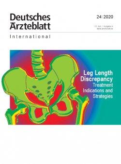 Dtsch Arztebl Int 2020; 117(24)