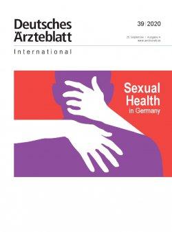 Dtsch Arztebl Int 2020; 117(39)