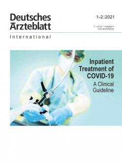 Dtsch Arztebl Int 2021; 118(1-2)