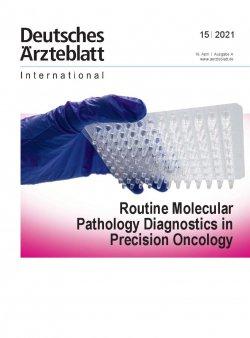 Dtsch Arztebl Int 2021; 118(15)