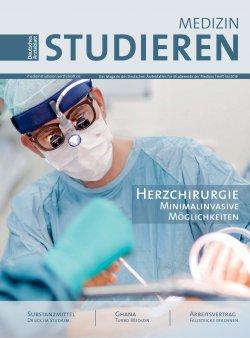 Medizin studieren, 1/2018