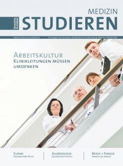 Medizin studieren, 1/2020