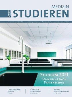 Medizin studieren, 1/2021