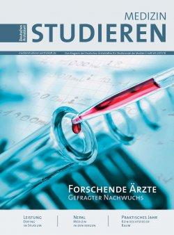Medizin studieren, 2/2017