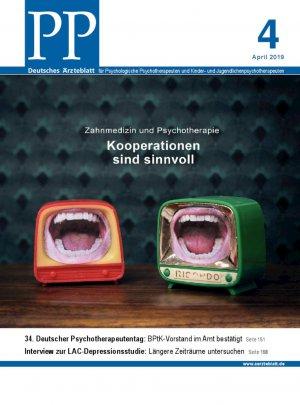 Deutsches Ärzteblatt PP 4/2019