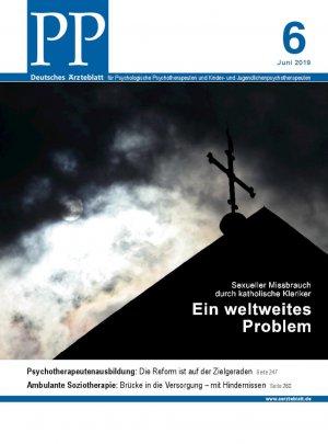 Deutsches Ärzteblatt PP 6/2019