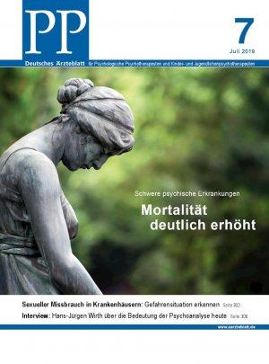Deutsches Ärzteblatt PP 7/2019