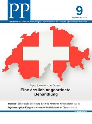 Deutsches Ärzteblatt PP 9/2019