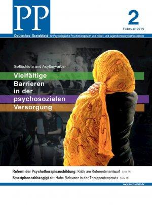 Deutsches Ärzteblatt PP 2/2019